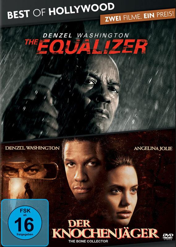 The Equalizer/Der Knochenjäger  [2 DVDs] DVD Bild