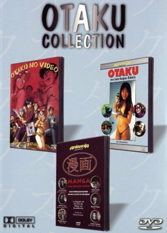 Otaku Collection  [3 DVDs] DVD Bild