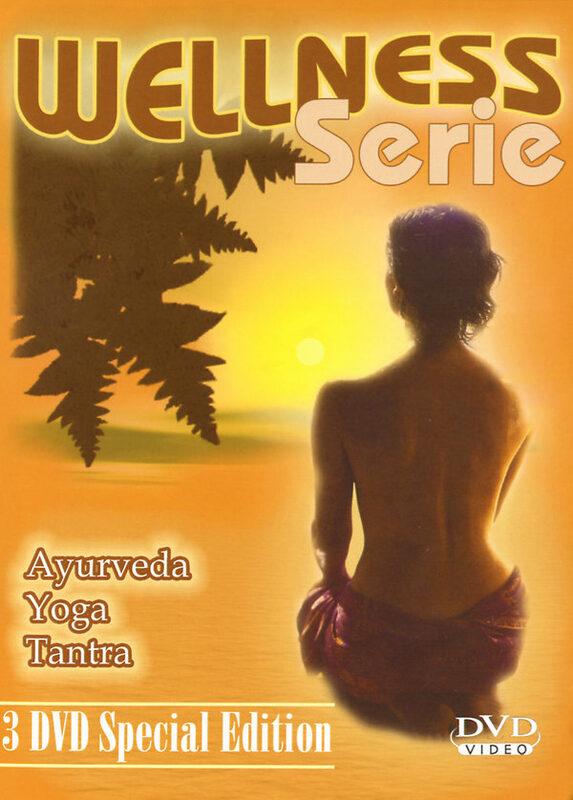 Wellness Serie - Box-Set  [SE] [3 DVDs] DVD Bild