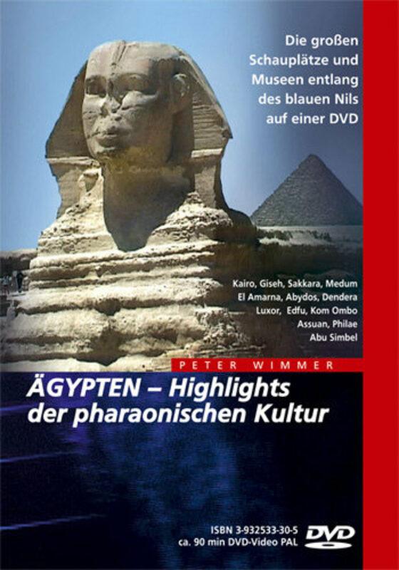 Ägypten - Highlights der Pharaonischen Kultur DVD Bild