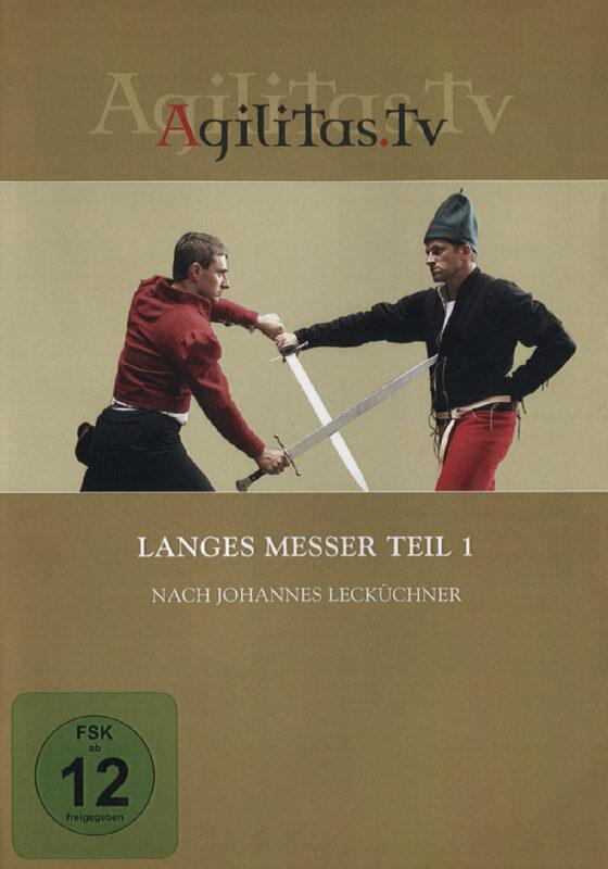 Langes Messer Teil 1 nach Johannes Lecküchner DVD Bild