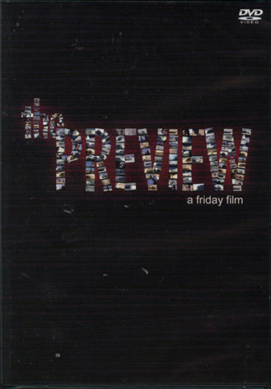 The Preview - A Friday Film DVD Bild