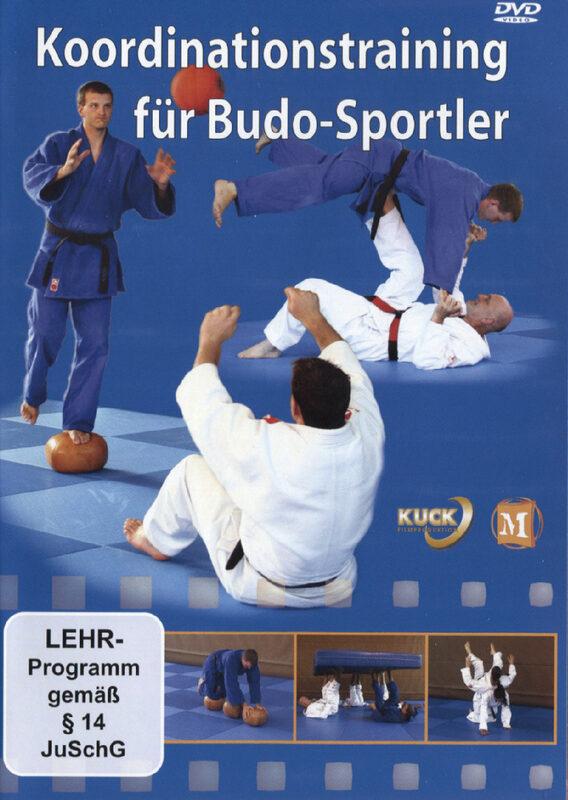 Koordinationstraining für Budo-Sportler DVD Bild