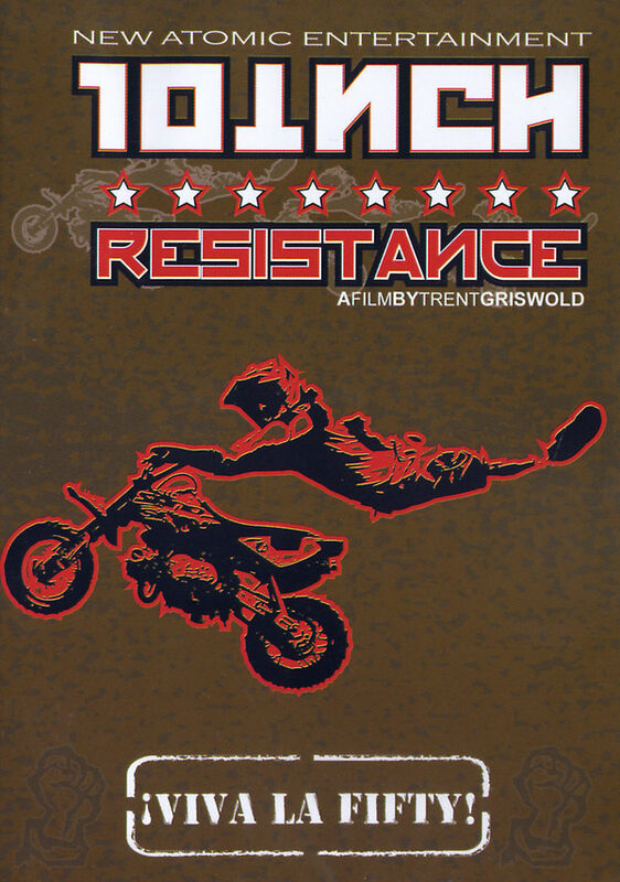 10 Inch Resistance DVD Bild