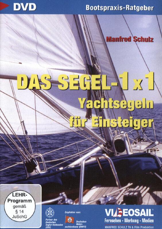 Das Segel-1x1 - Yachtsegeln für Einsteiger DVD Bild