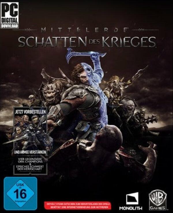 Mittelerde: Schatten des Krieges (Code) PC Bild