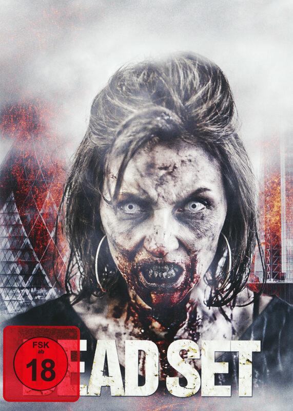 Dead Set - Mediabook [LE] [3 BRs] Blu-ray Bild