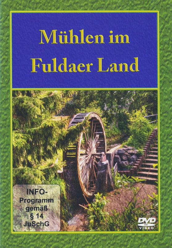 Mühlen im Fuldaer Land DVD Bild
