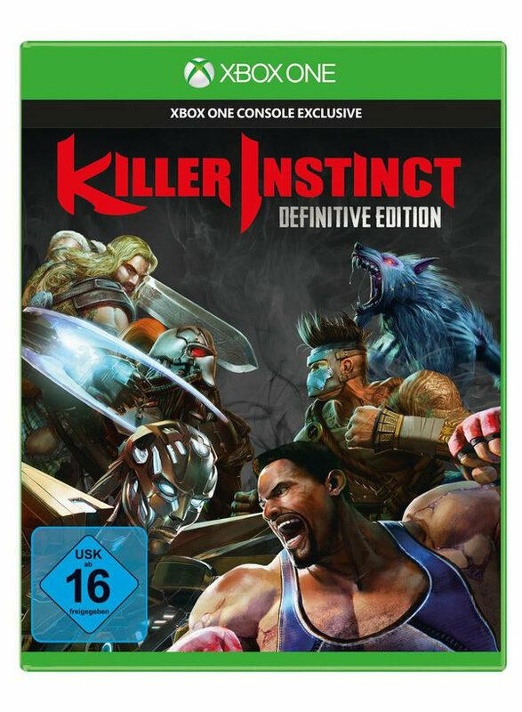 Killer Instinct - Definitive Edition XBox One Bild