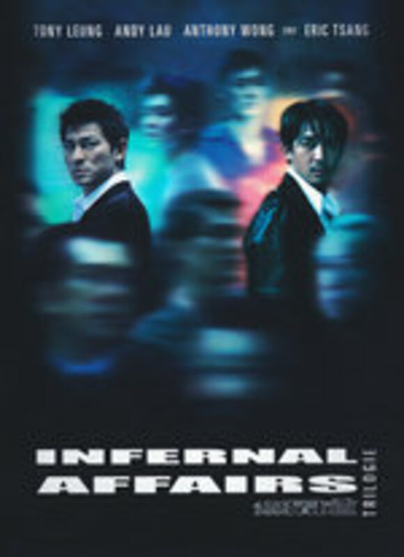 Infernal Affairs 1-3 - Trilogie - Mediabook [LE] Blu-ray Bild