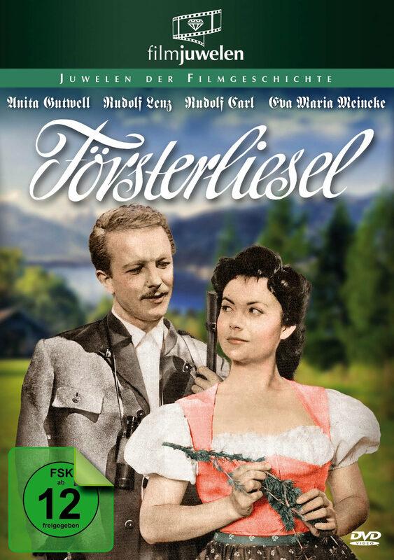 Försterliesel - filmjuwelen DVD Bild