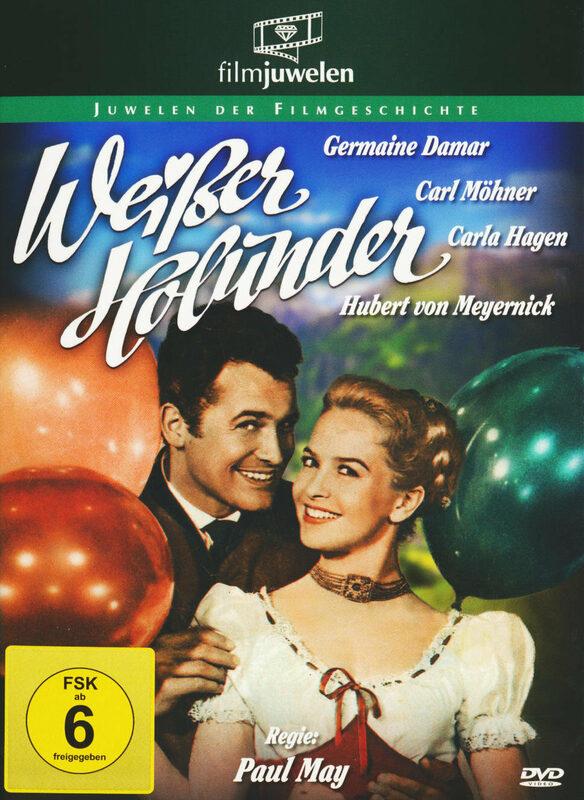Weißer Holunder DVD Bild