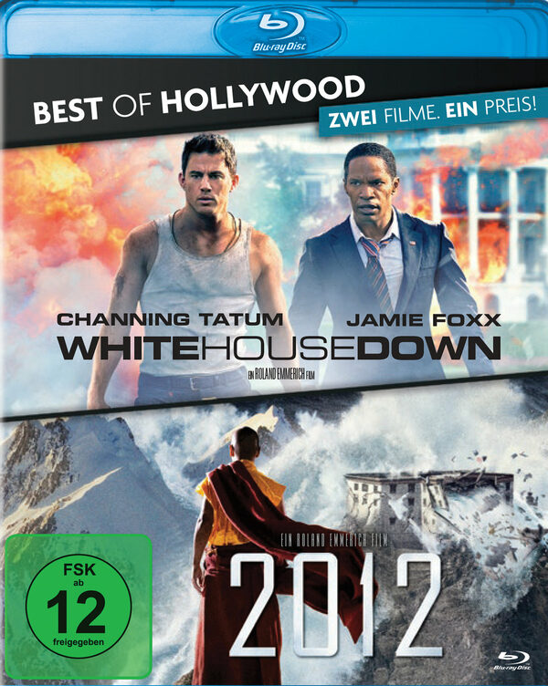 White House Down/2012  [2 BRs] Blu-ray Bild