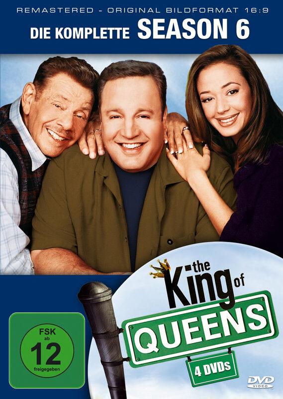 King of Queens - Season 6  [4 DVDs] DVD Bild