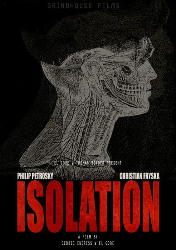 Isolation - Uncut DVD Bild