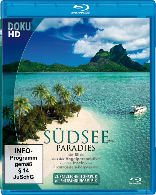 Südsee Paradies Blu-ray Bild