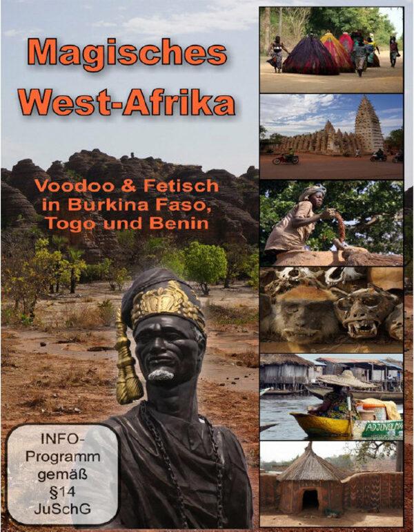 Magisches West-Afrika - Voodoo & Fetisch in... DVD Bild
