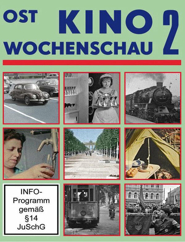 Ost-Kinowochenschau 2 DVD Bild