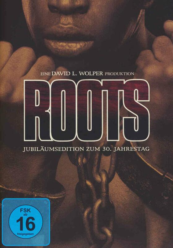 Roots - Box Set - Jubiläums Edition  [5 DVDs] DVD Bild