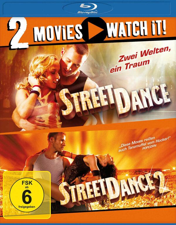 StreetDance 3D 1&2  [2 BRs] Blu-ray Bild