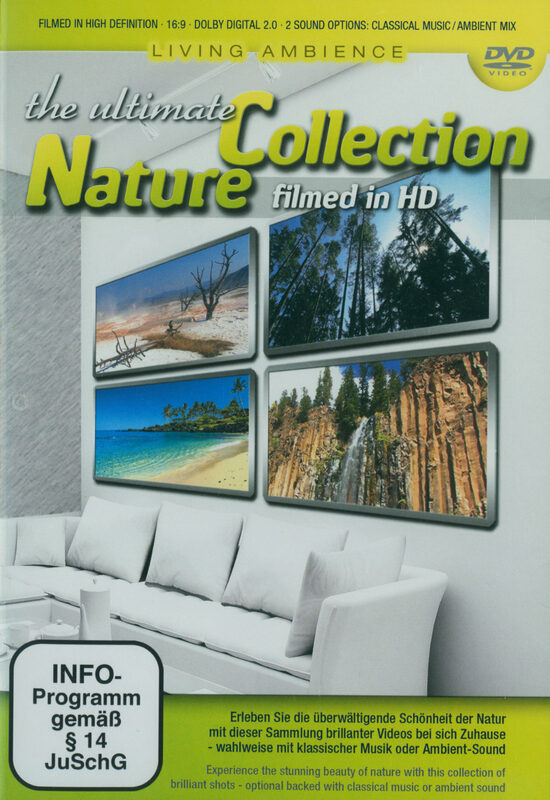 The Ultimate Nature Collection DVD Bild