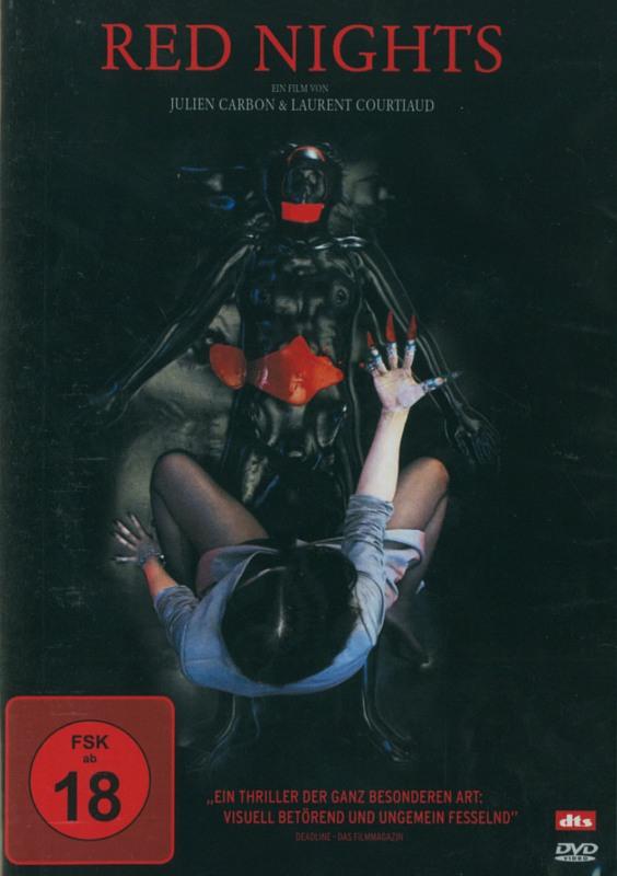 Red Nights - Tödliche Spiele DVD Bild