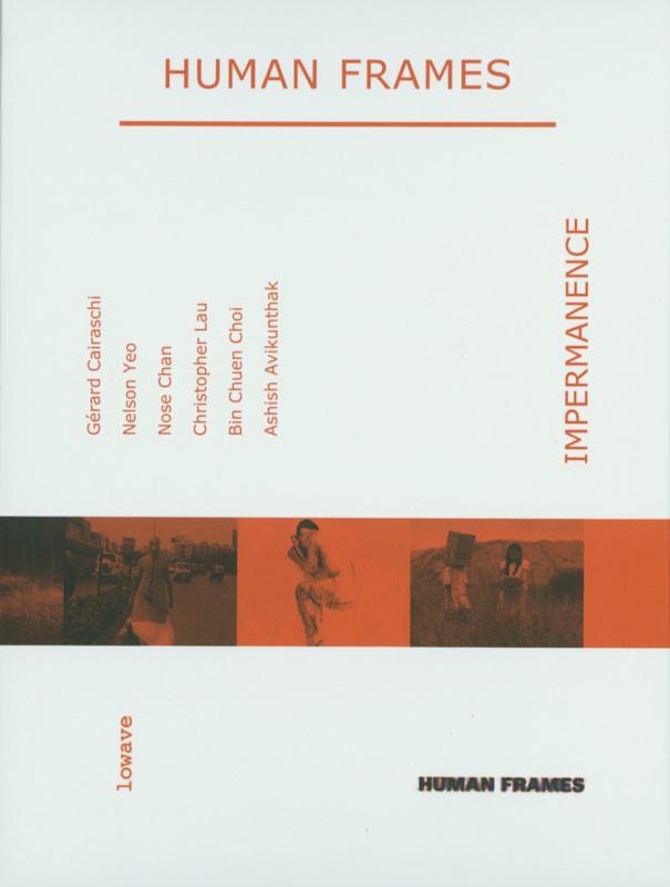 Human Frames - Impermanence DVD Bild