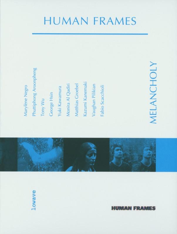 Human Frames - Melancholy DVD Bild