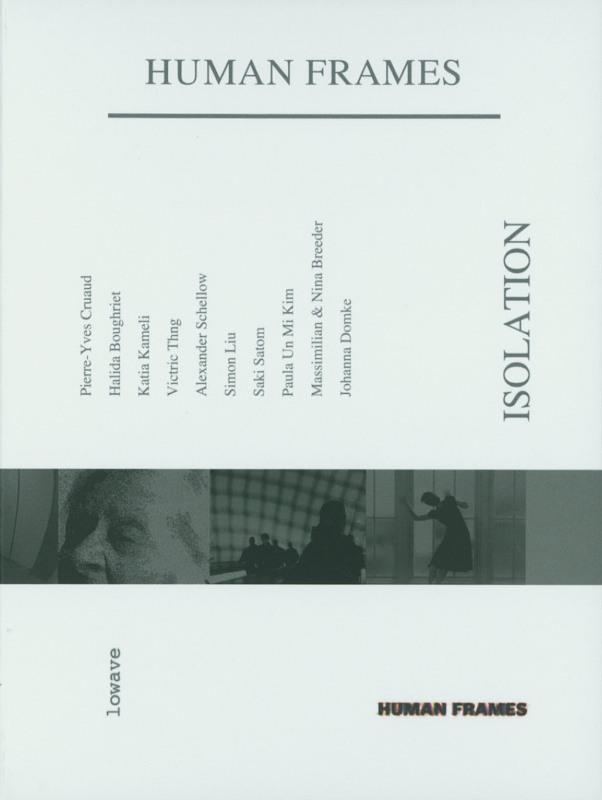 Human Frames - Isolation DVD Bild