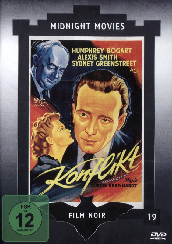 Konflikt - Midnight Movies 19 DVD Bild