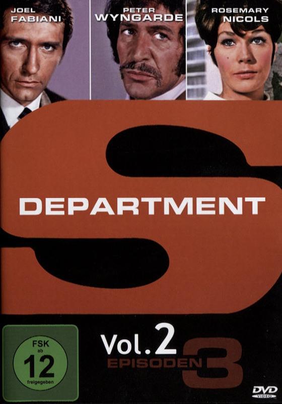 Department S - Vol. 2 DVD Bild