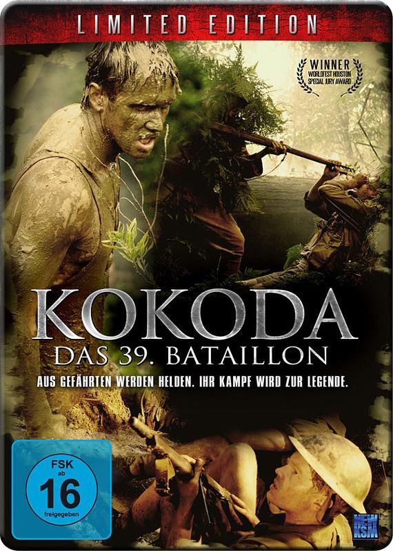 Kokoda - Das 39. Bataillon  [MP] [LE] DVD Bild
