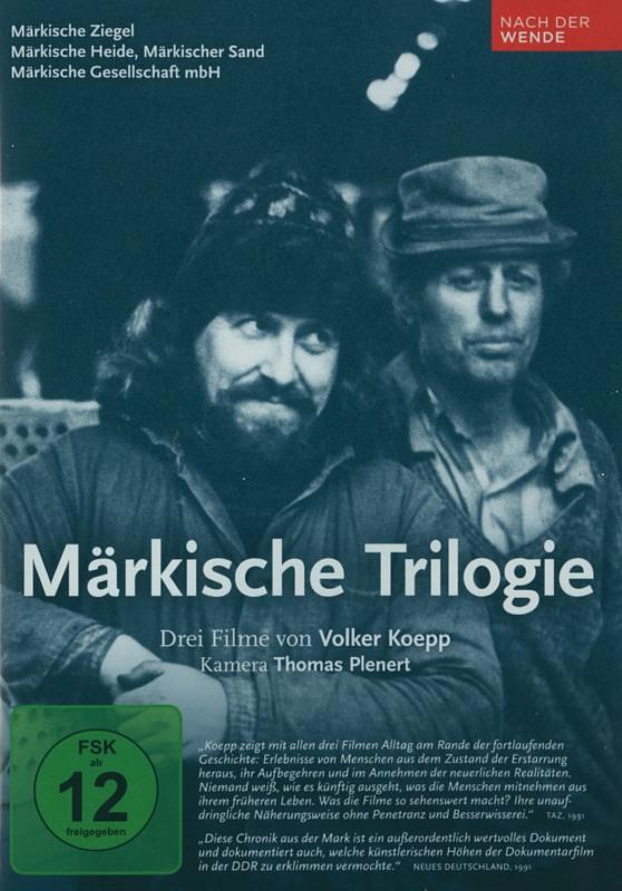 Märkische Trilogie DVD Bild