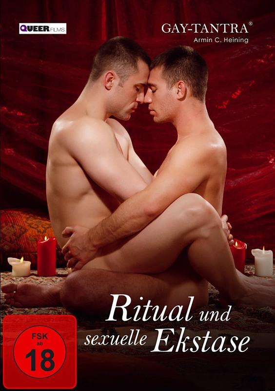 Gay-Tantra - Rituale und sexuelle Ekstase DVD Bild