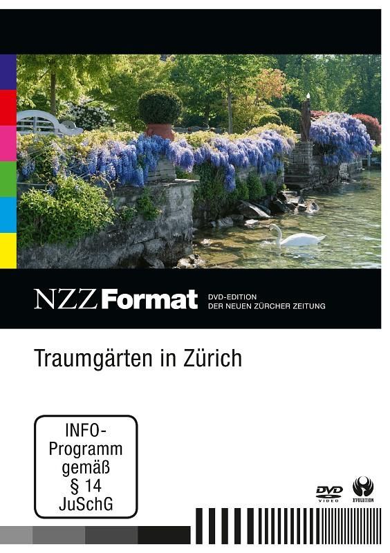 Traumgärten in Zürich - NZZ Format DVD Bild