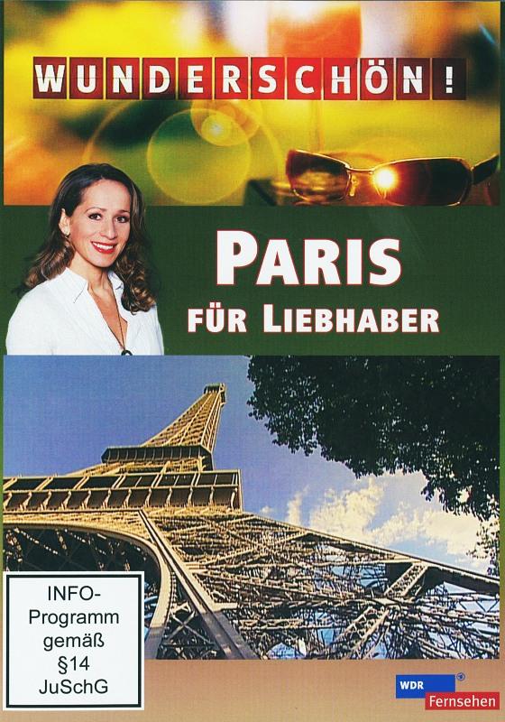 Wunderschön! - Paris für Liebhaber DVD Bild