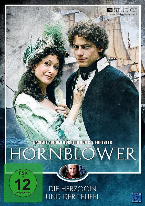 Hornblower Vol.3 - Die Herzogin und der Teufel DVD Bild