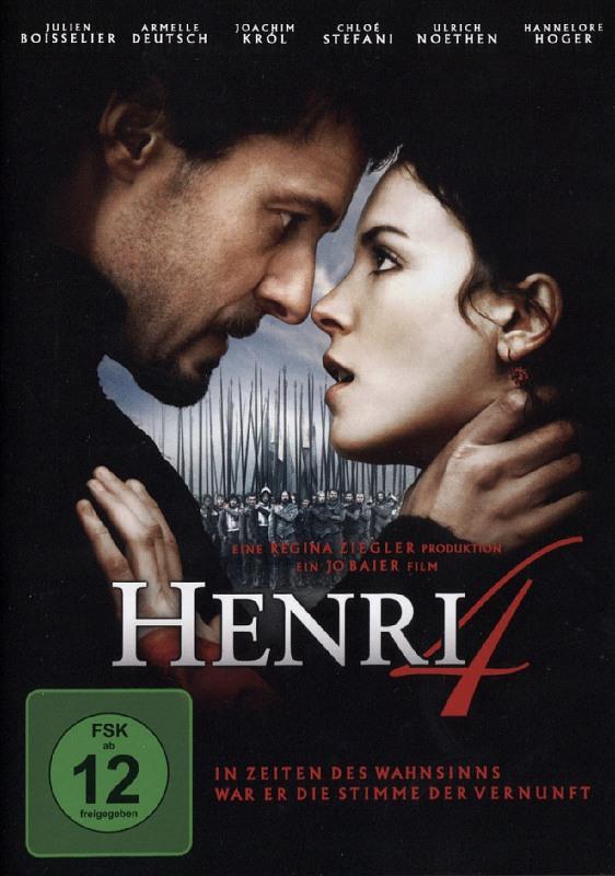 Henri 4 DVD Bild