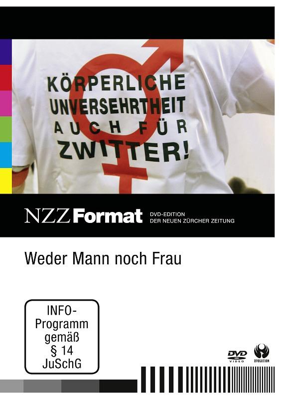 Weder Mann noch Frau - NZZ Format DVD Bild