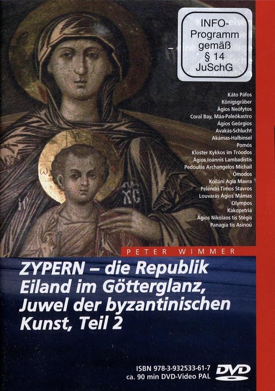 Zypern - Die Republik, Eiland im...  Teil 2 DVD Bild