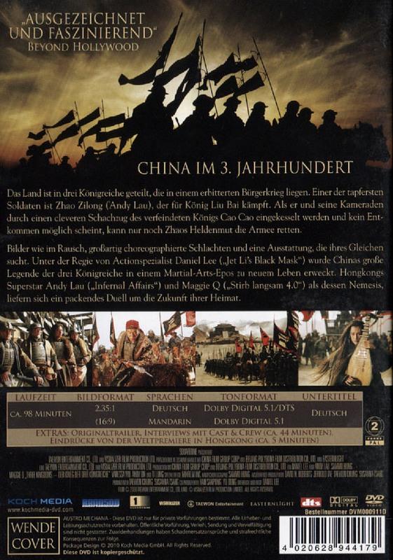 Three Kingdoms Der Krieg Der Drei Königreiche Stream