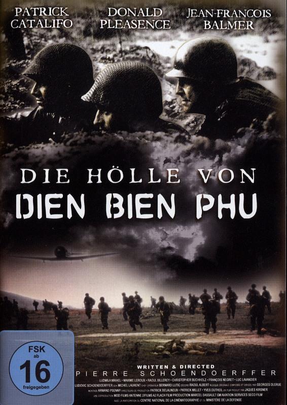 Die Hölle von Dien Bien Phu DVD Bild