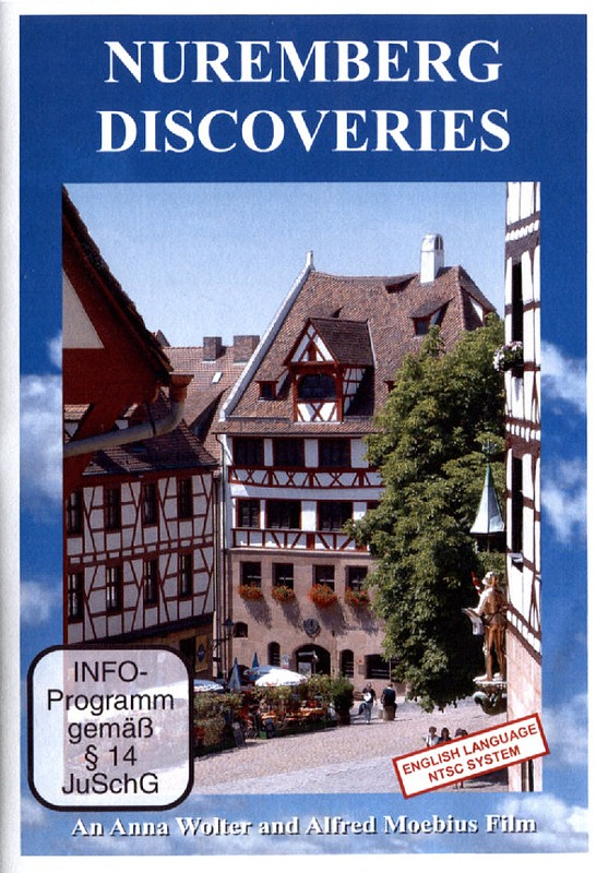 Nuremberg Discoveries DVD Bild