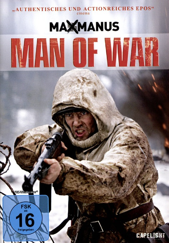 Man of War - Max Manus DVD Bild