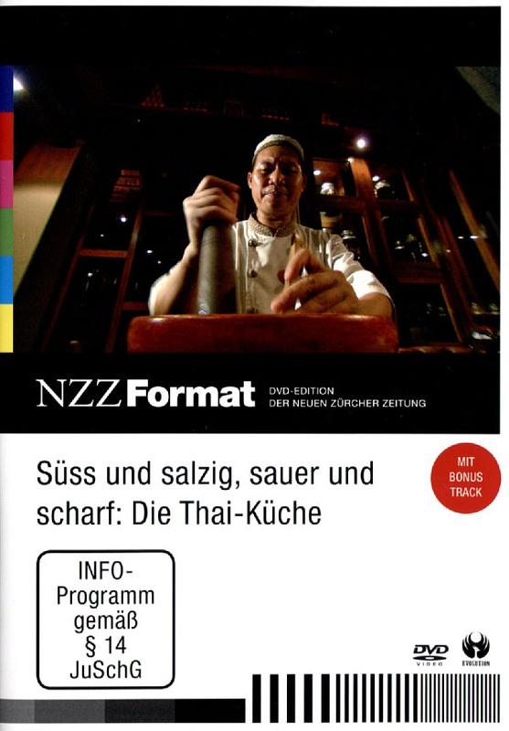 Süss und salzig, sauer und scharf: Thai-Küche DVD Bild