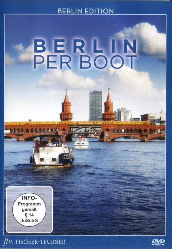 Berlin per Boot - Berlin Edition DVD Bild
