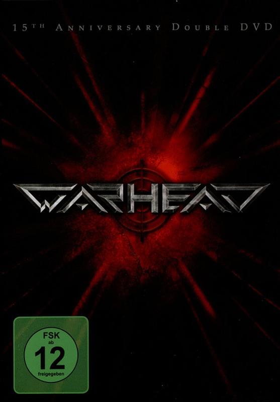 Warhead - 15th Anniversary  [2 DVDs] DVD Bild