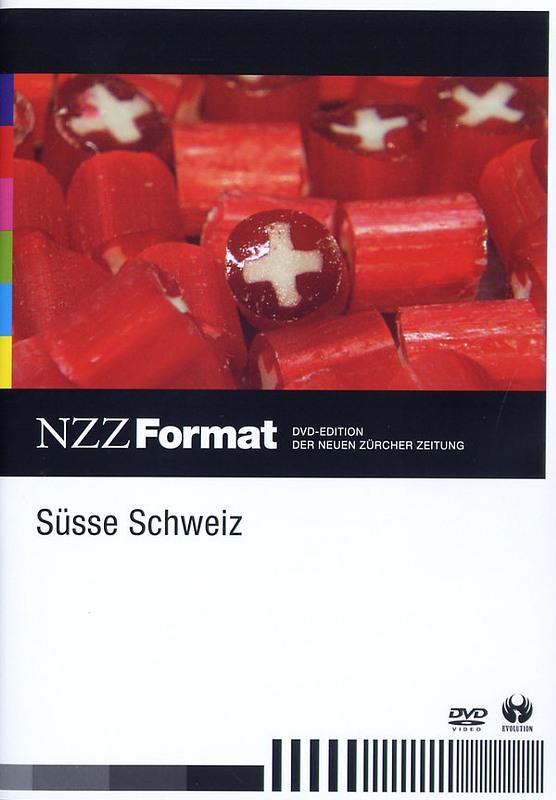 Süsse Schweiz - NZZ Format DVD Bild