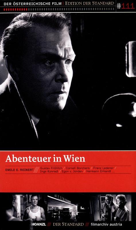 Abenteuer in Wien - Edition Der Standard DVD Bild