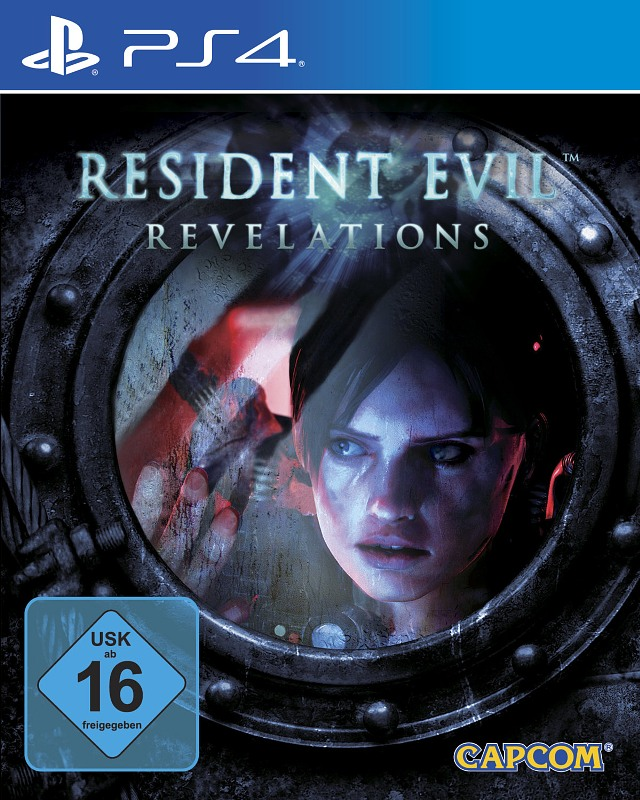 Resident Evil - Revelations Playstation 4 Bild
